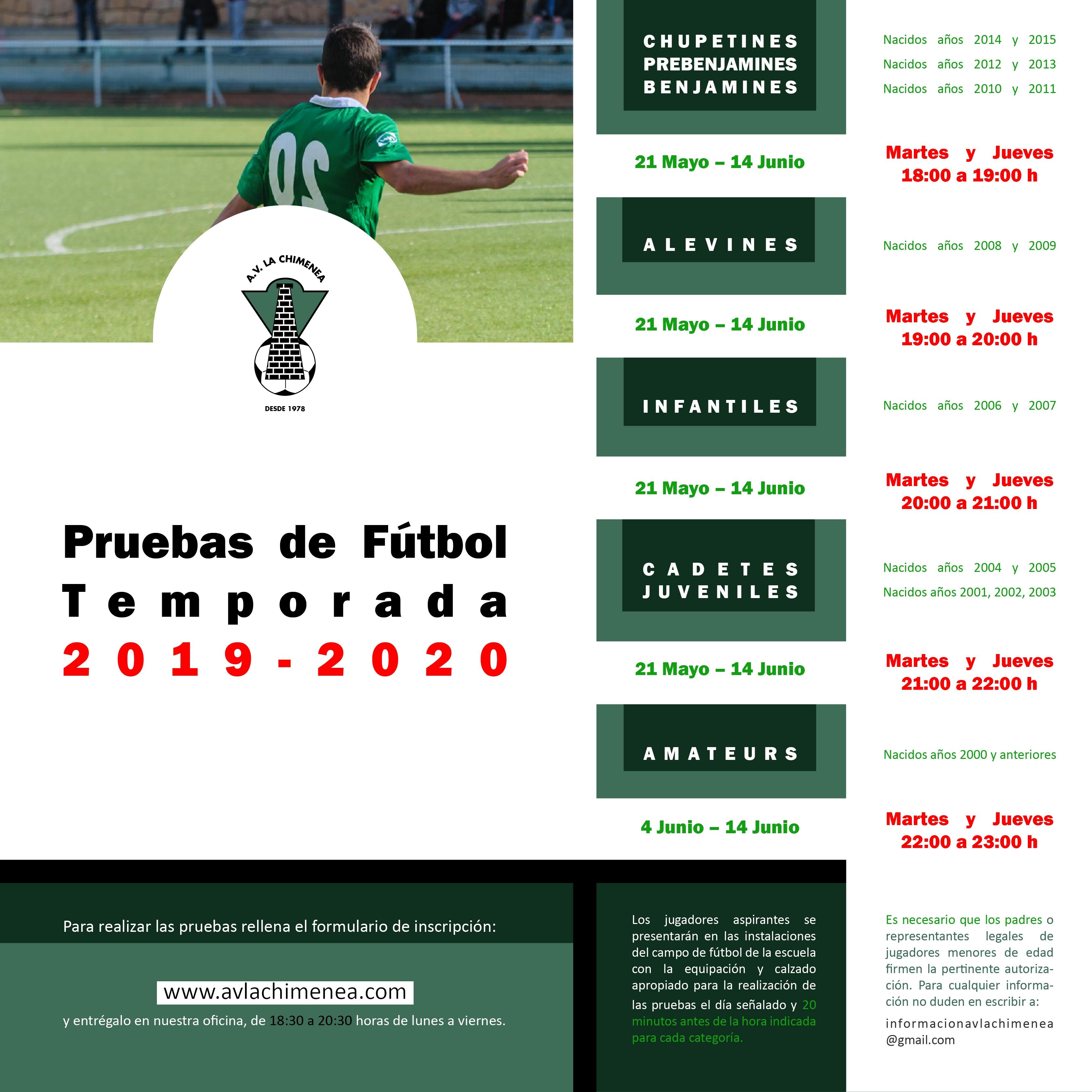 DETALLES DEL ADJUNTO  AV-la-Chimenea-Pruebas-de-Fútbol-temporada-2019-2020